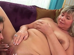 Lara Pleasing and Venuse A are two horny lesbos eager to have their juicy vags deep stimulated
