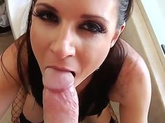 sædsprut milf mamma husmor blowjob strømper sexy deepthroat lady aldrende