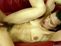 amatør brunette milf moden mamma blonde store pupper handjob blowjob barmfager
