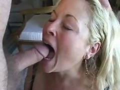 Making out milfs ass