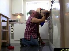 amatør hardcore blowjob strømper ridning