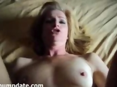 Mature gets rammed and face unseeable with jizz