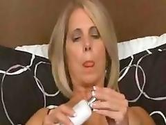 moden husmor kone anal